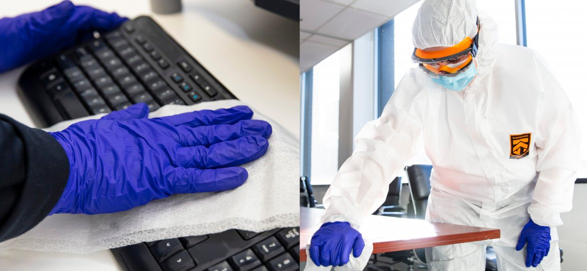 commercial cleaning provider
